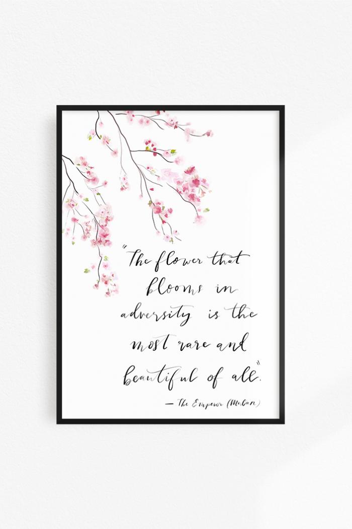 Blossom Mulan